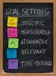 روش smart در تعیین اهداف مالی