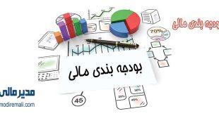 بودجه بندی مالی
