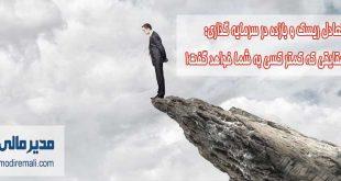 تعادل ریسک و بازده در سرمایه گذاری