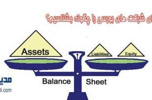 دارایی های شرکت های